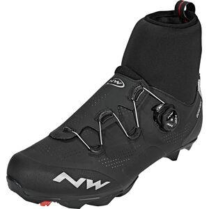 Northwave Raptor GTX Shoes Herren black black
