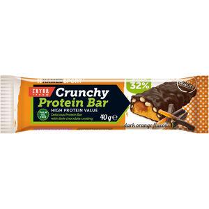 NAMEDSPORT Crunchy Proteinriegel Box 24x40g Dark Orange