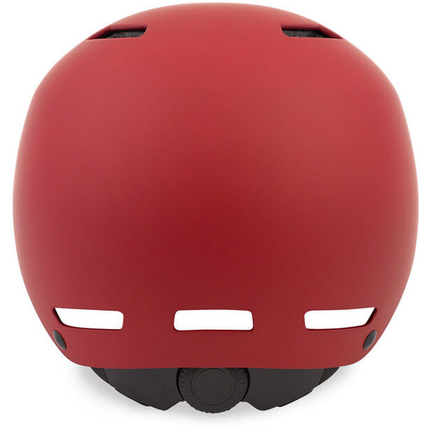 Giro Dime FS Helmet Kinder matte dark red