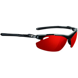 Tifosi Tyrant 2.0 Glasses gloss black - clarion red/AC red/clear bei fahrrad.de Online