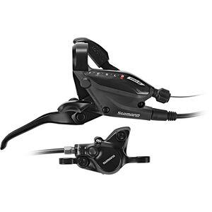 Shimano EF505/MT200 Scheibenbremse HR 9-fach PM schwarz schwarz