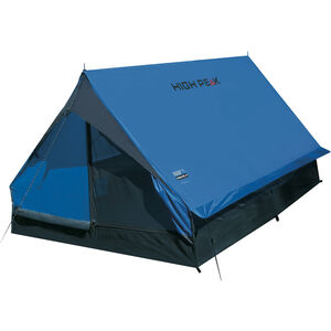 High Peak Minipack Tent Blue/Grey