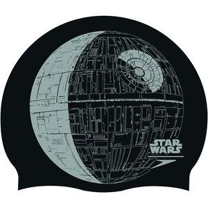 speedo Star Wars Slogan Print Cap black/chrome black/chrome