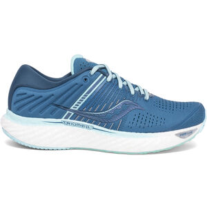 saucony Triumph 17 Shoes Women blue/aqua blue/aqua