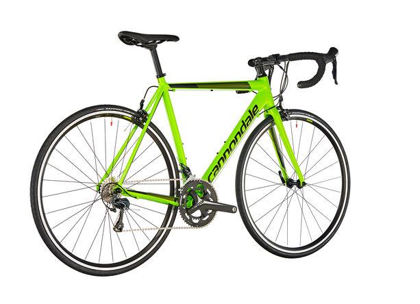 Cannondale CAAD Optimo Tiagra green