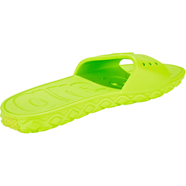 arena Watergrip Sandals Kinder lime