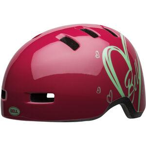 Bell Lil Ripper Helmet Kinder pink adore pink adore