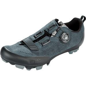Fizik Terra X5 Suede MTB Schuhe anthrazit/schwarz anthrazit/schwarz
