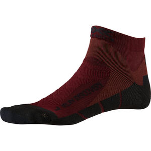 X-Socks Run Discovery Socks Herren dark ruby/opal black dark ruby/opal black
