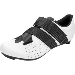 Fizik Tempo Powerstrap R5 Rennradschuhe weiß/schwarz weiß/schwarz