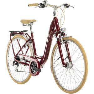 Cube Ella Ride Easy Entry red/cream red/cream