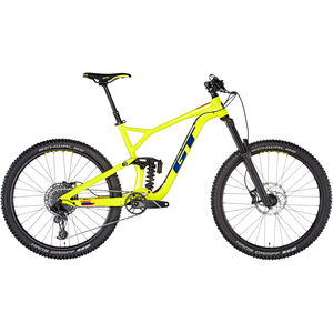 GT Bicycles Force Al Elite gloss chartreuse/deep navy/red bei fahrrad.de Online