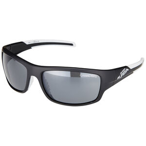 Alpina Testido Glasses black matt-white black matt-white