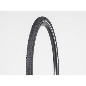 "Bontrager H5 Hard-Case Lite Hybrid Reifen 28x1.50"" black/reflective black/reflective"