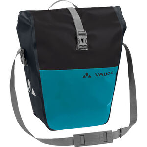 VAUDE Aqua Back Color Pannier black/alpine lake black/alpine lake