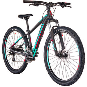 """ORBEA MX XS 50 27,5"""" 2. Wahl Kinder black-turquoise-red black-turquoise-red"""