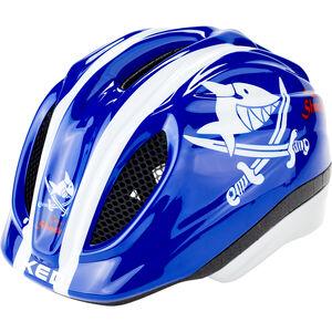 KED Meggy Originals Helmet Kids sharky blue bei fahrrad.de Online
