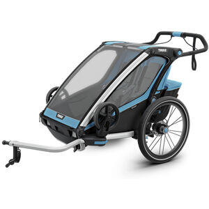 Thule Chariot Sport 2 Bike Trailer thule blue/black thule blue/black