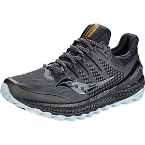saucony Xodus ISO 3 Shoes Women Grey Black bei fahrrad.de Online