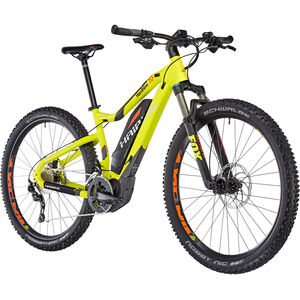 "HAIBIKE Sduro HardNine 7.0 29"" lime/anthr./orange matt bei fahrrad.de Online"