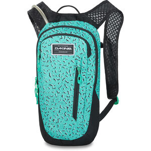 Dakine Shuttle 6L Backpack Herren electric mint electric mint