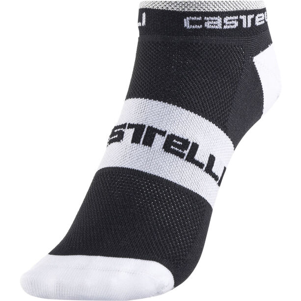 Castelli Lowboy Socks black/white