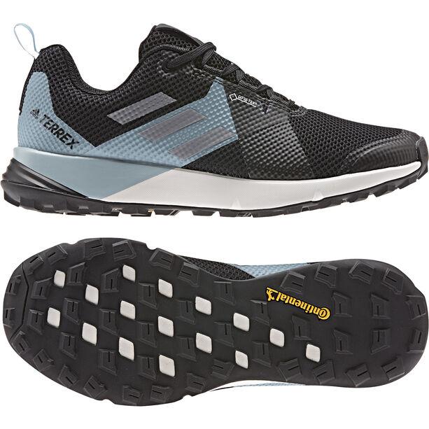 outlet sale usa online sale retailer adidas TERREX Two GTX Low-Cut Schuhe Damen core black/grey three/ash grey