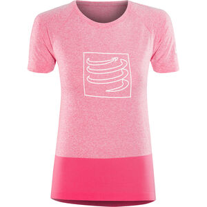 Compressport Training T-Shirt Women Pink bei fahrrad.de Online