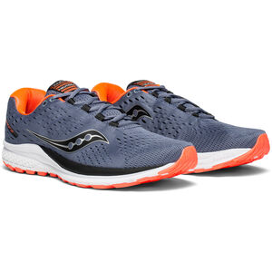 saucony Jazz 20 Shoes Men Grey/Black/ViziRed bei fahrrad.de Online