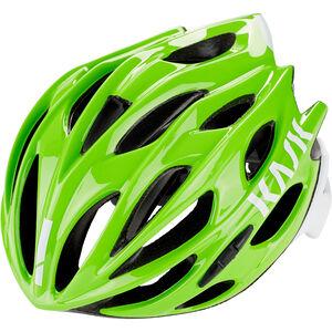 Kask Mojito X Helm grün/weiß grün/weiß