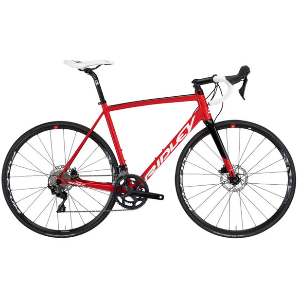 Ridley Bikes Fenix SLA 105 Disc red/white/black glossy