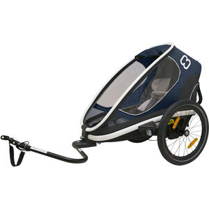 Hamax Outback One Bike Trailer navy navy