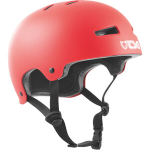 TSG Evolution Solid Color Helmet satin sonic red satin sonic red