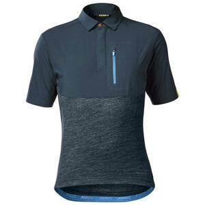 Mavic Allroad SS Jersey Herren total eclipse total eclipse