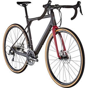 GT Bicycles Grade Carbon Elite satin black/wine red/wine red/grey satin black/wine red/wine red/grey
