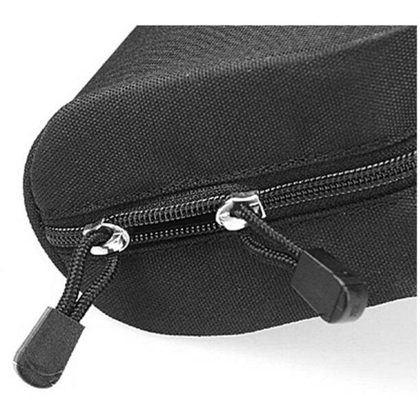 KlickFix Baggy Mini Lenkertasche schwarz