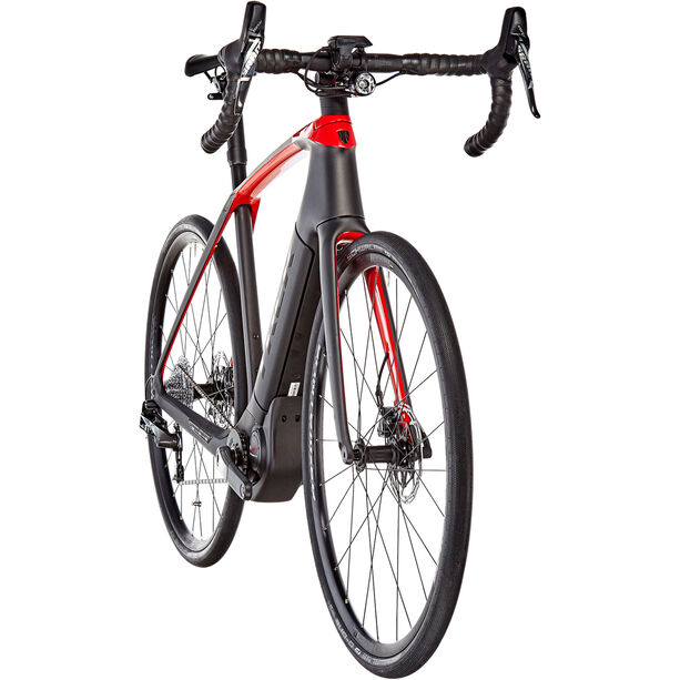 Trek Domane SL 6+ matte black/gloss red