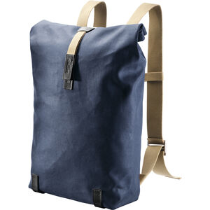 Brooks Pickwick Canvas Backpack 26l dark blue/black bei fahrrad.de Online