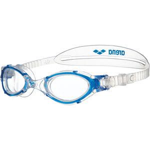 arena Nimesis Crystal Medium Swim Goggles clear-clear-blue clear-clear-blue