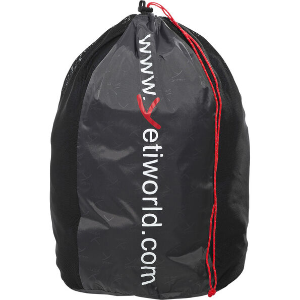 Yeti Fusion 500 Sleeping Bag L Zip L silver grey/ black/black