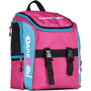 Dare2Tri Transition Backpack 13l pink/blue bei fahrrad.de Online