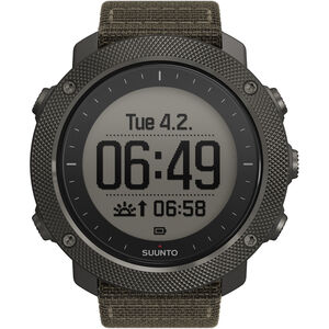 Suunto Traverse Alpha GPS Outdoor Watch foliage foliage