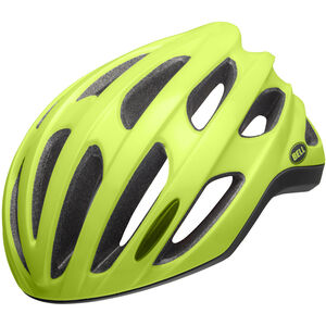 Bell Formula Led MIPS Helmet matte/gloss bright green/black matte/gloss bright green/black