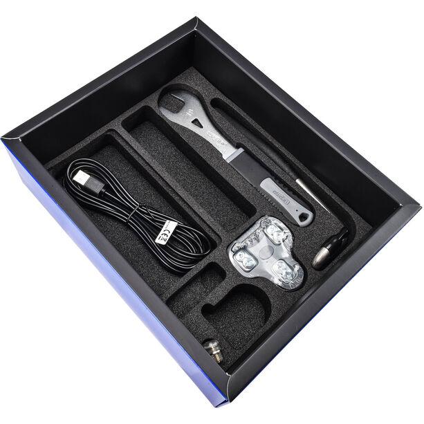 Look Exakt Dual Powermeter Pedale black/silver