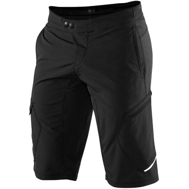 100% Ridecamp Shorts Herren black