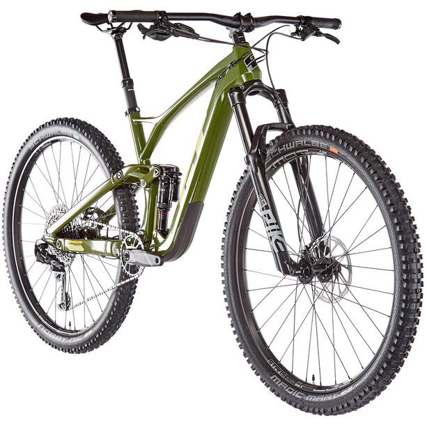 """GT Bicycles Sensor Carbon Expert 29"""" 2. Wahl gloss military green"""