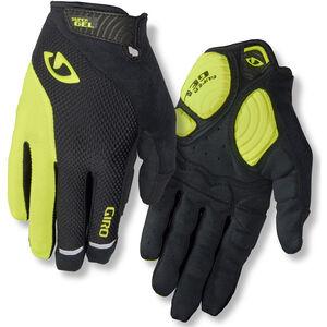 Giro Strade Dure LF Gloves black/highlight yellow