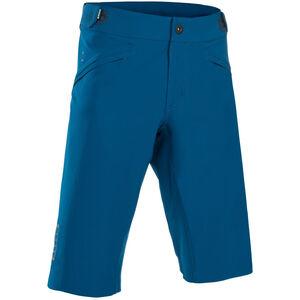 ION Scrub AMP Bike Shorts Long Herren ocean blue ocean blue