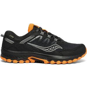 saucony Excursion TR13 GTX Schuhe Herren schwarz/orange schwarz/orange