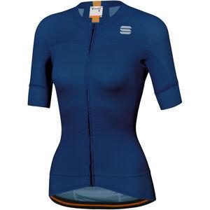 Sportful Bodyfit Pro Evo Trikot Damen blue twilight gold blue twilight gold